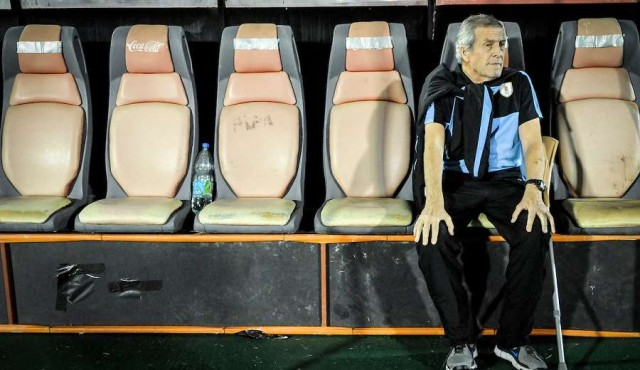 Jonathan Rodríguez ocupa lugar de Luis Suárez en lista de Uruguay