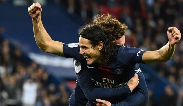 Fútbol: Definición de lujo de Cavani para el rápido empate del PSG
