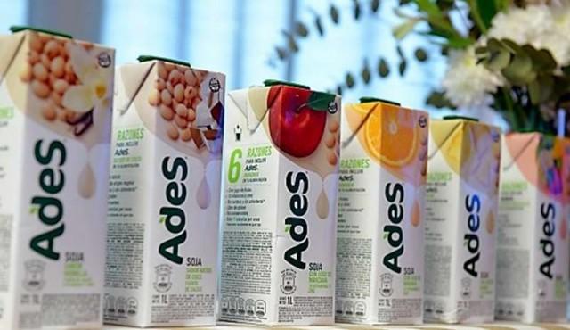 Sabor y nutrición en una misma bebida, la apuesta de AdeS que crece en Uruguay