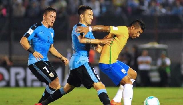 Uruguay jugará contra Brasil en Londres en noviembre