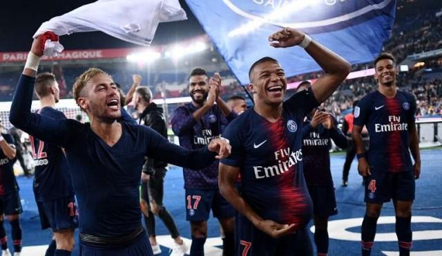 El PSG tiene su mejor arranque de la historia de Ligue 1