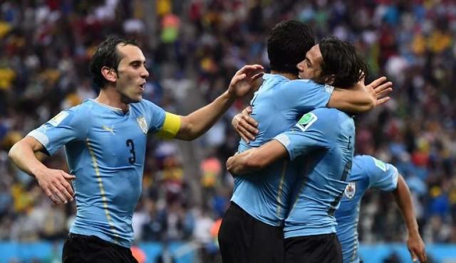 Cavani, Godín y Suárez, nominados al Balón de Oro de France Football