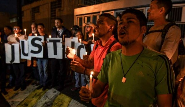 La ONU reclama a Venezuela una investigación sobre la muerte de un concejal opositor