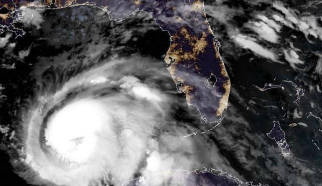 Huracán Michael elevado a categoría 2 en Golfo de México