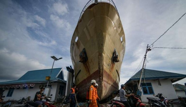 Aumentan las pérdidas económicas por catástrofes naturales — Impacto climático