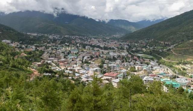 Cambio climático en Bután, único país con huella de carbono negativa