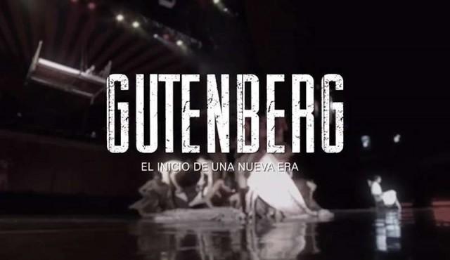 """Los universos mágicos y fantásticos de """"Gutenberg"""" abrirán el Antel Arena"""