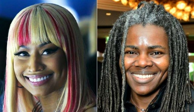 Tracy Chapman demanda a Nicki Minaj