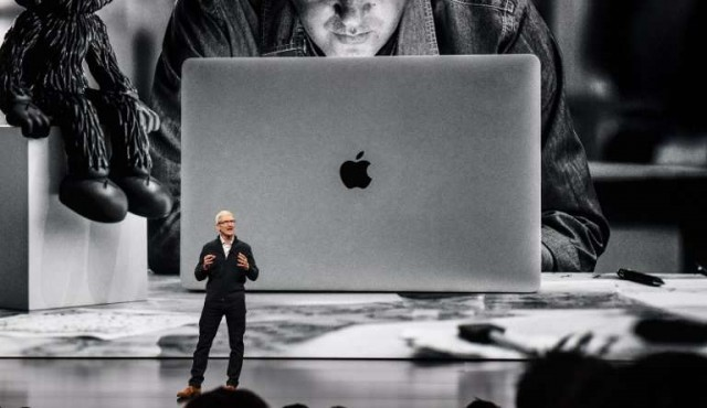 Apple presentó su nueva MacBook Air fabricada con aluminio 100% reciclado