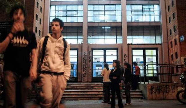 Paro en liceos de Montevideo por agresión