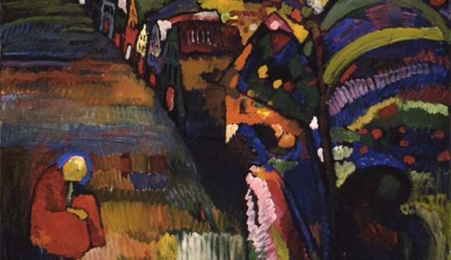 Se rechaza en Holanda la restitución de un cuadro de Kandinksy