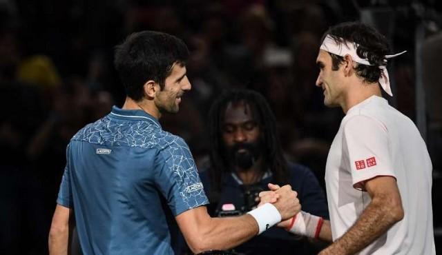 Djokovic derrota a Federer y jugará la final de París-Bercy