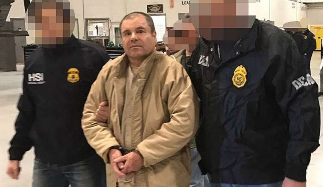 El Chapo Guzmán fue sentenciado a cadena perpetua en EEUU