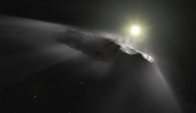 Las pistas y las hipótesis del primer objeto interestelar
