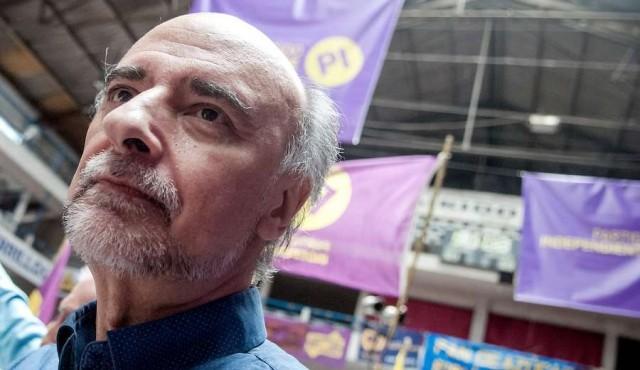 Pablo Mieres y el pase en comisión de Jaime Clara