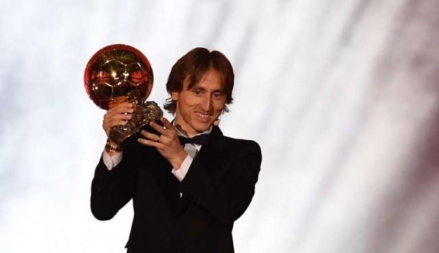 Modric pone fin al reinado de Messi y Ronaldo en el Balón de Oro