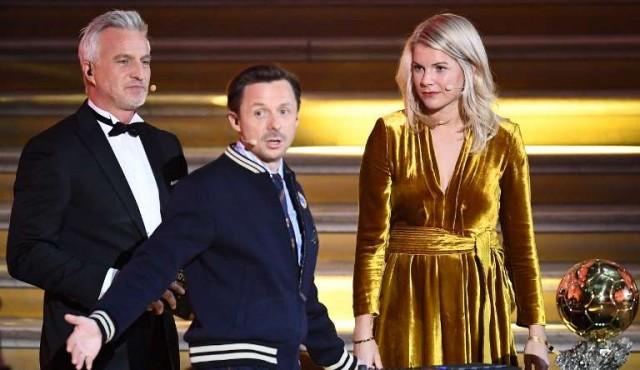 Ada Hegerberg ganó el Balón de Oro y le preguntaron si sabe hacer twerk