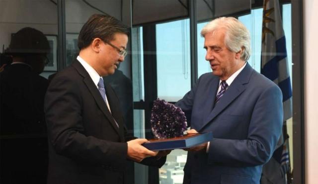 Uruguay actualiza acuerdos aduaneros para mejorar el acceso al mercado chino