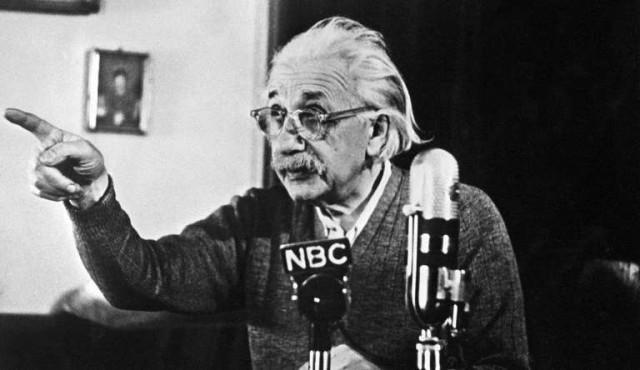 Una carta de Einstein que cuestiona la existencia de Dios vendida en 2,89 millones de dólares