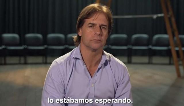 """Lacalle Pou ahora es """"Luis"""""""