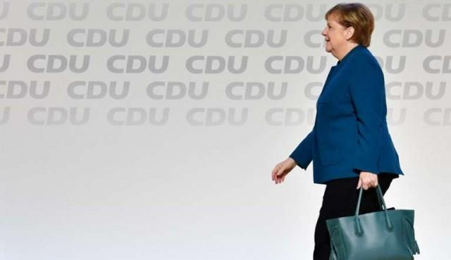 Angela Merkel pone fin a una era y abandona la dirección de su partido