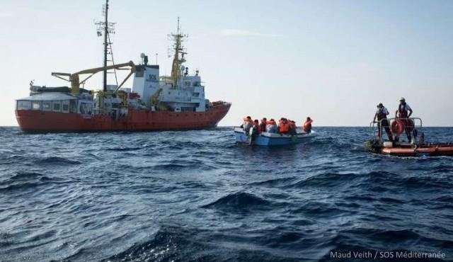 Médicos Sin Fronteras anuncia el cese del trabajo de salvamento del Aquarius