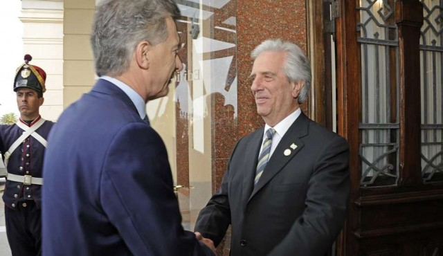 Macri pidió a presidentes del Mercosur trabajar para