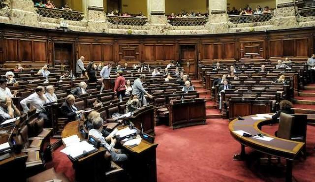 Lo que trancó la aprobación de la ley de financiamiento de partidos políticos