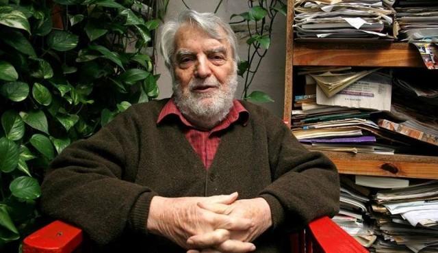 Murió el escritor e historiador argentino Osvaldo Bayer