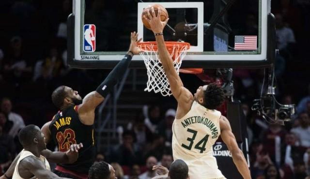 LeBron y Antetokounmpo al tope de las votaciones para Juego de Estrellas de la NBA