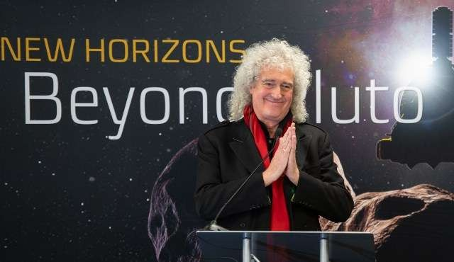El homenaje musical de Brian May, guitarrista de Queen, a una misión de la NASA