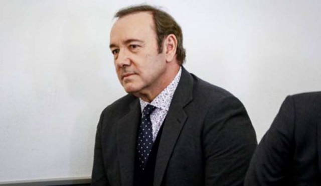 Kevin Spacey se declara no culpable del abuso sexual de un adolescente