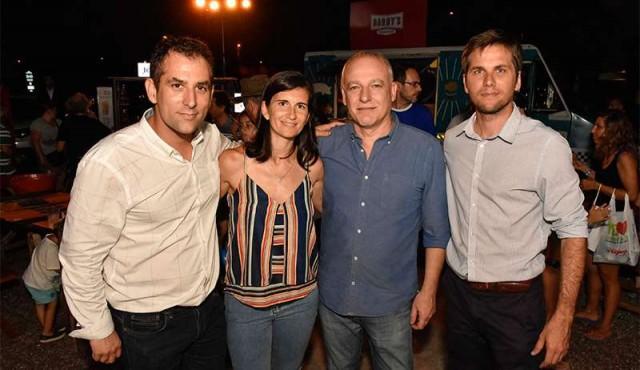 Tienda Inglesa inauguró la temporada a pura fiesta en sus locales de Solanas y La Barra
