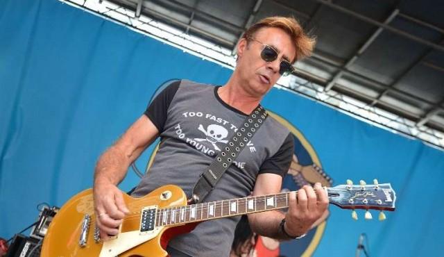 Glen Matlock, exSex Pistols, tocará en Bluzz Live en enero