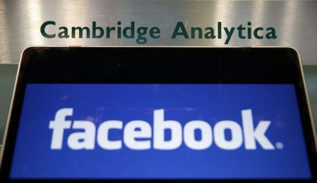 Cambridge Analytica, culpable en caso por uso de datos de Facebook​