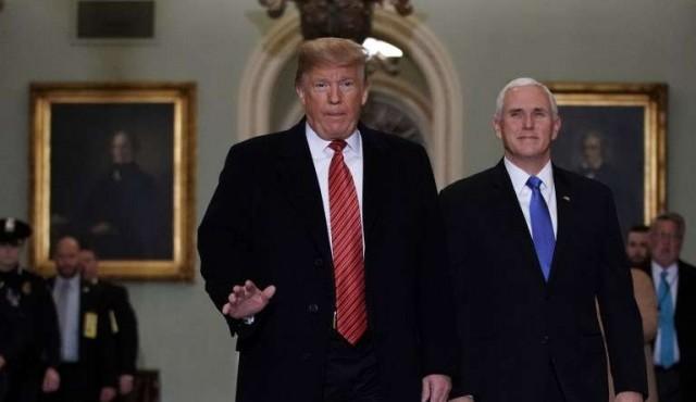 Trump abandona una reunión con los demócratas por desacuerdo sobre el muro en EE.UU.