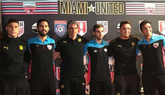 Peñarol busca tomar forma y prepara el partido del sábado con Miami United