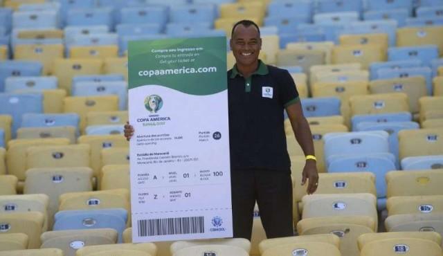 Empieza la venta de entradas para la Copa América Brasil 2019