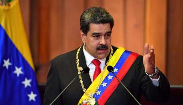 Maduro juró para nuevo mandato con fuerte rechazo internacional