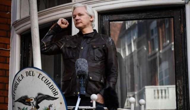 Crean un fondo participativo para la defensa de Julian Assange