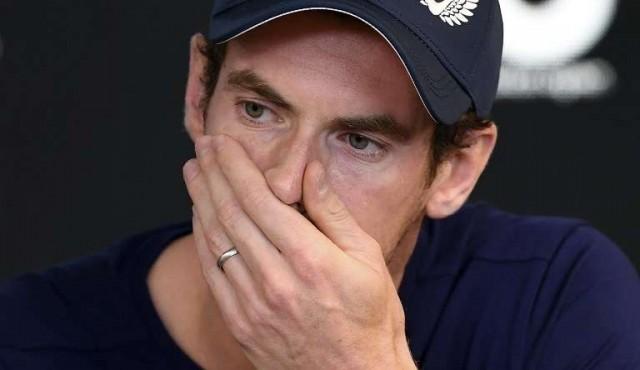 Andy Murray anuncia su retirada del tenis para este año
