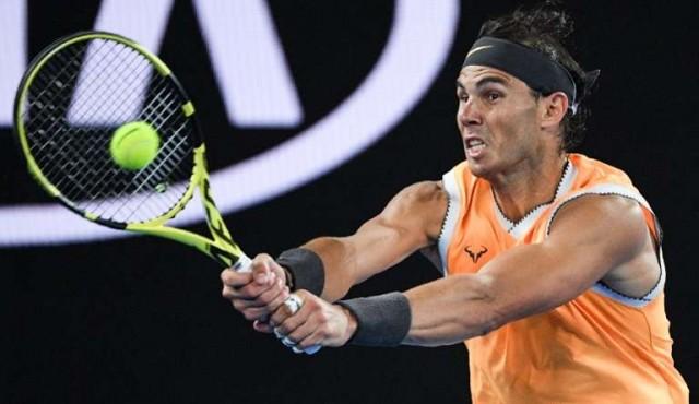 Nadal gana a Tiafoe y jugará con Tsitsipas en semifinales de Australia