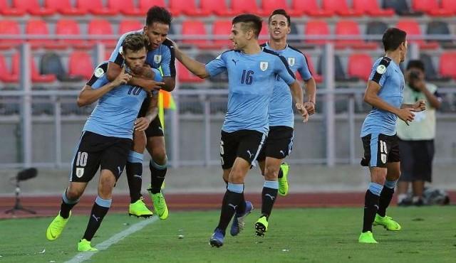 Sub20: Uruguay debuta en el hexagonal final