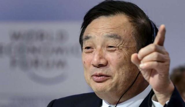 Fundador de Huawei quiere salvar a su hija y a la empresa