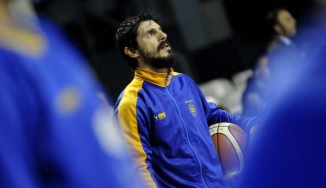 Leandro García Morales fue hospitalizado tras accidente en la ruta