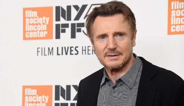 Liam Neeson envuelto en una polémica acusado de racismo