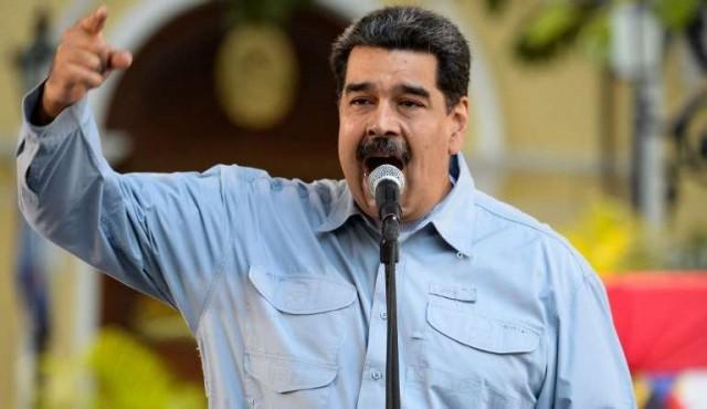 """Maduro rechaza """"parcialización"""" del Grupo de Contacto Internacional"""