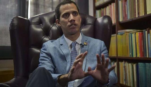 """""""Haremos todo lo que sea necesario"""", advierte Guaidó"""