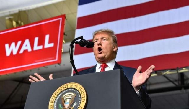 Trump declarará emergencia nacional para construir muro con México
