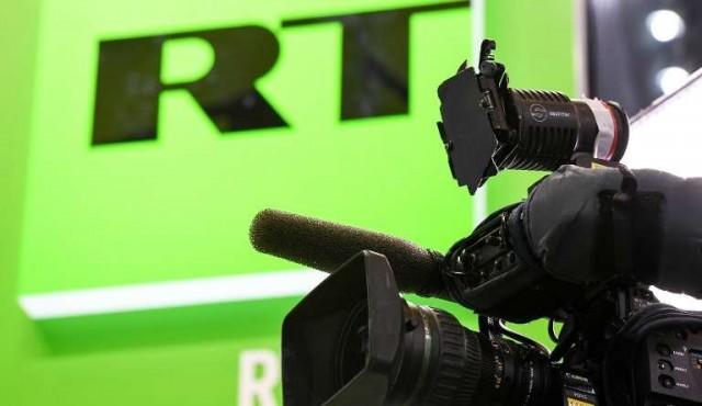 Televisión rusa RT protesta tras bloqueo de varias de sus páginas en Facebook